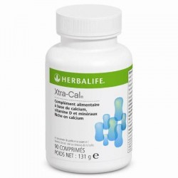 XTRA-CAL - Complément Alimentaire Herbalife