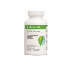 Mineral complex Plus complements alimentaire Herbalife