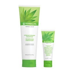 Herbal Aloe - Shampoing fortifiant